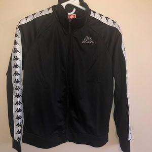 Men's NWT Kappa Banda Anniston Slim Track Jacket